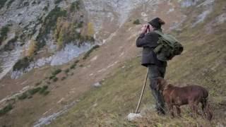 "Beruf ""Jäger"" / Oberösterreich / Nationalpark Kalkalpen / Michael Kirchweger"