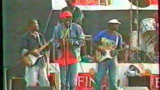 Alpha Blondy - Come Back Jesus & Jerusalem (Parte 2-6)