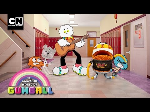 gumball the vision cartoon