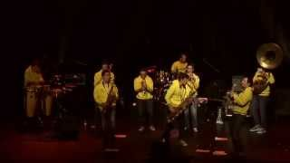 Funk You Brass Band | Crazy In Love (Beyoncé) @ Live at AMANHA-TE'15