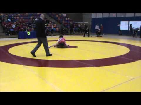 2013 Nordhagen Classic: 51 kg Lydia Congdon (CAN) vs. Miyu Yamamoto (JPN)
