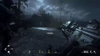 Modern Warfare Remastered - Campaign Veteran Difficulty - PS4 - Part 3