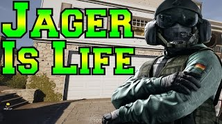 Jager Is Life - Rainbow Six Siege