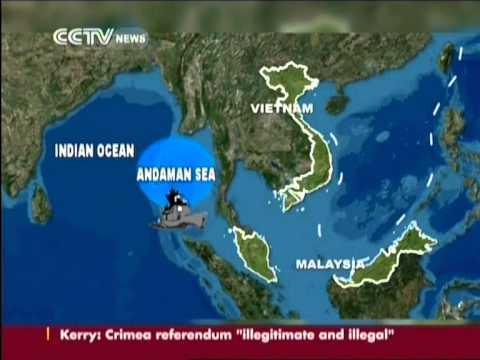Focus expands to Andaman Sea, Bay of Bengal