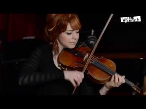 Lindsey Stirling : Shatter Me Acoustic version HD