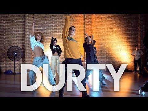 Lil' Kim - Durty   CAETLYN WATSON CHOREOGRAPHY