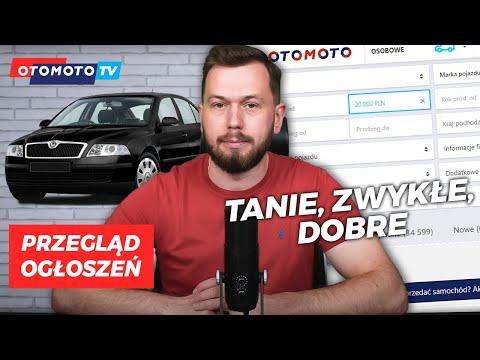 Tanie w utrzymaniu - Auta do 20 tys. | Przegląd Ogłoszeń OTOMOTO TV