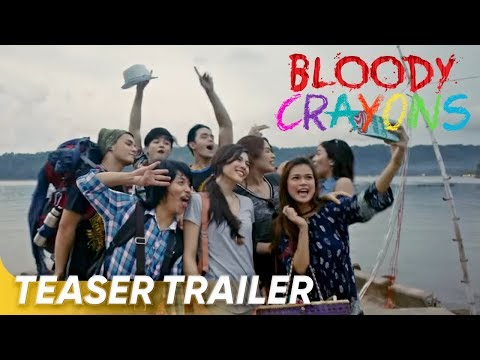 TEASER TRAILER | 'Bloody Crayons'