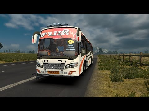 How to Download and play Bus Simulator in ETS2: In Tamil Language
