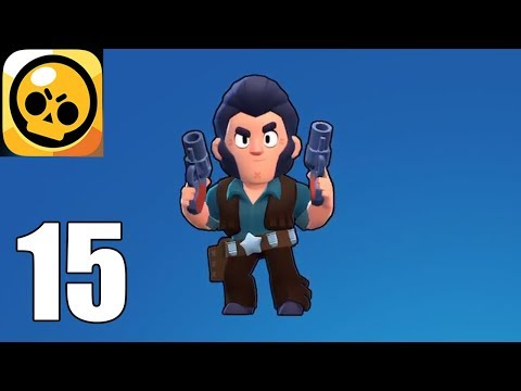 Brawl Strars ( IOS / Androi ) Gameplay #15 - Outlaw colt