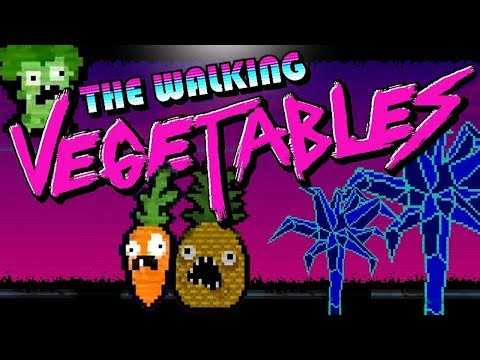The Walking Vegetables Ep1 - Invasion of the veg!