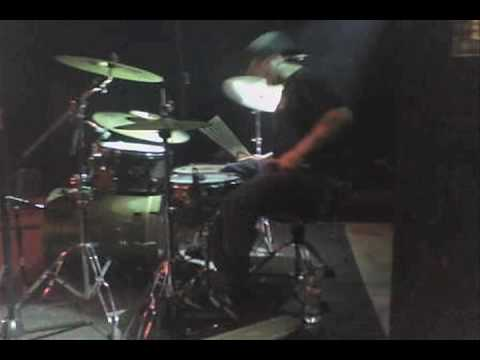 Anterograde Amnesia performed live by Murder In Greenwich.mov