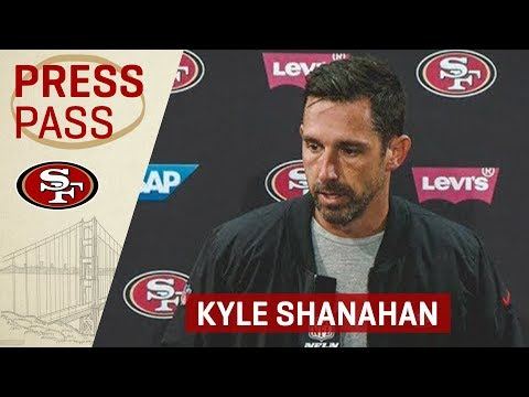 Kyle Shanahan 'Beating Seattle Means A Ton To Team & Fans' | San Francisco 49ers