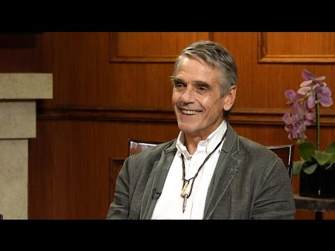 If You Only Knew: Jeremy Irons | Larry King Now | Ora.TV