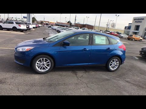 2018 Ford Focus Centennial CO, Littleton CO, Fort Collins CO, Greeley CO, Cheyenne WY JL223517