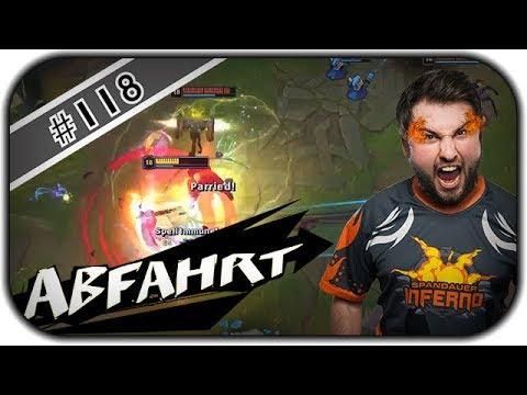 Full Tryhard - Late Game Fiora! - #ABFAHRT 118