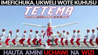 Rayvanny ft Diamond Platinumz - TETEMA (official video review).mp3