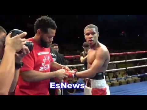 Download Youtube: WOW Devin Haney Just 18 Years Old Already 16-0 11 KOs Pro Check Out His Skills EsNews Boxing