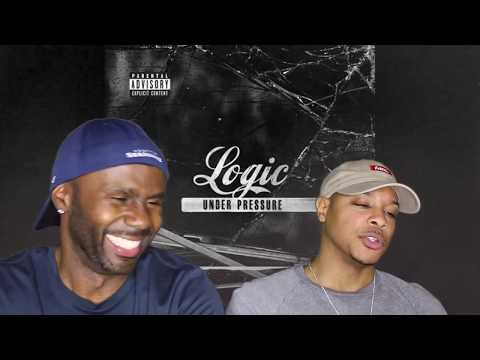 Logic- Under Pressure (REACTION!!!)
