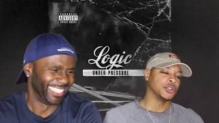 Logic- Under Pressure (REACTION!!!)