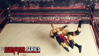 Goldberg vs. Brock Lesnar: WWE Survivor Series 2016 (FULL MATCH)