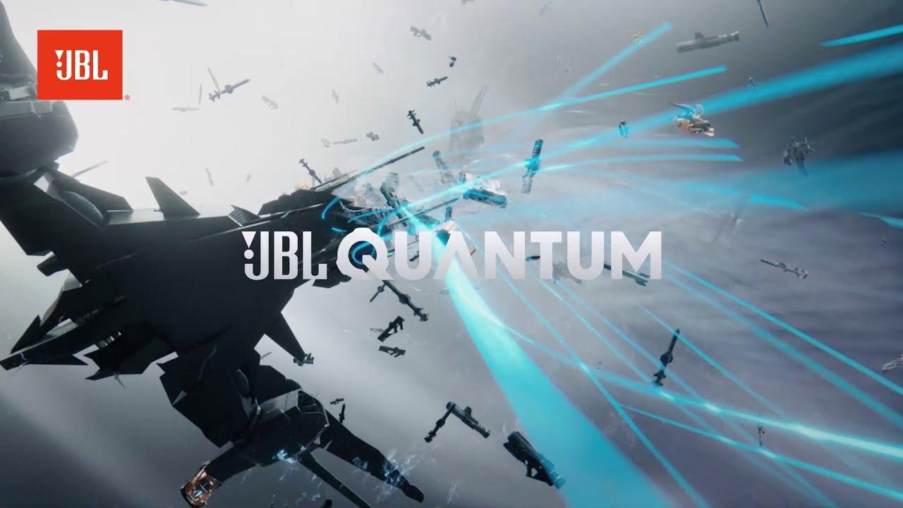 JBL Quantum seeria mänguri kõrvaklappide tutvustus