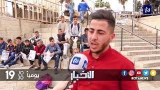 اعتصامات سلمية متواصلة في القدس يقابلها الاحتلال بالقمع والاعتقالات - (21-12-2017)