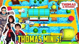 LET'S PLAY WITH SOME THOMAS MINIS!