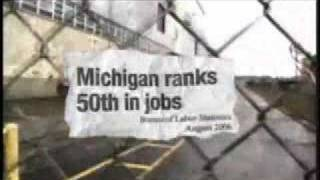 Jennifer Granholm Job Losses TV Ad