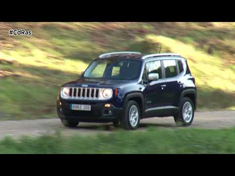 TEST DINÁMICO JEEP RENEGADE MULTIJET II 120 CV 4X2 HIGHLIGHTS & ACTIONS | By #CdRas