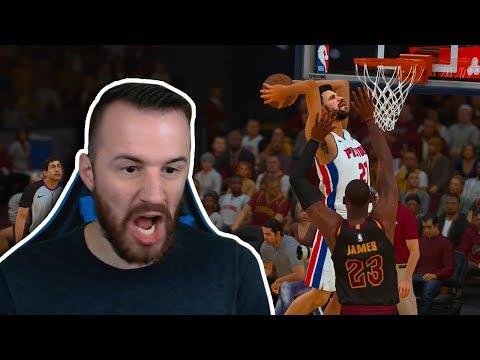 NBA 2K18 My Career: SUPER CAVS SHOWDOWN - Episode 11