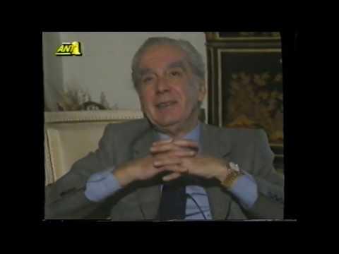 Ο Δημήτρης Χορν