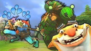 Come to Techies Fishy - DotA 2