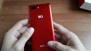 bQ 5508L Next LTE смартфон который не стоит своих 30000тг (6000руб)