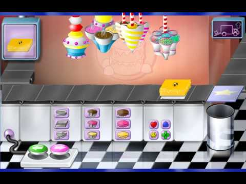 Comfy Cakes Bakery Game