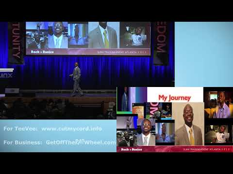 """How to make 10K per Month with """"TeeVee"""" - 2017 5LINX Atlanta Training"""