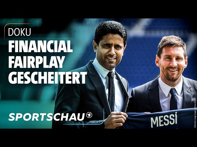 Financial Fairplay am Ende   Sportschau