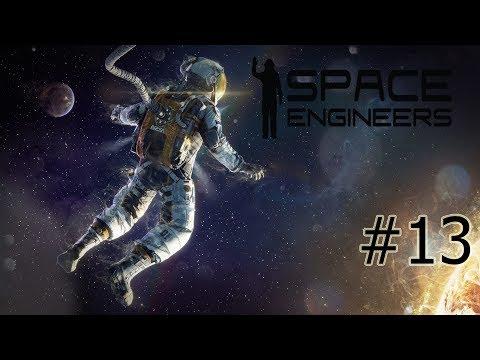 Space Engineers Türkçe - Uzay Basemiz Hazır - Bölüm #13