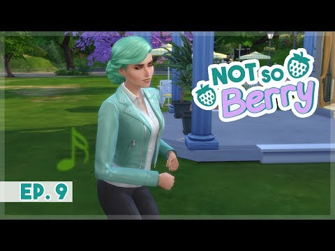 "The Sims 4: Not So Berry Challenge | Ep.09: ""FARTY KATY"""