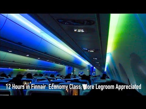 Finnair A350 Economy Class: Helsinki to Singapore Full Flight Review