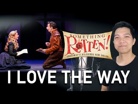 I Love The Way (Nigel Part Only - Instrumental) - Something Rotten!