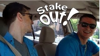 Stakeout! Episode 2 - Book Club Schlub