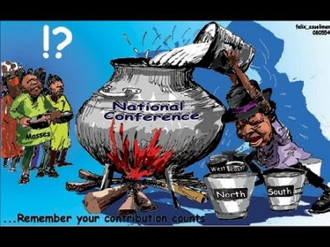 Download The Truth About GEJ's  Confab 2014 (Serious Jonzing) - Hilarious