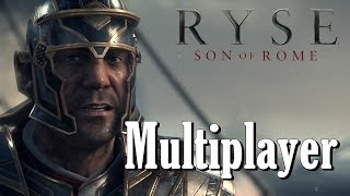 Ryse Son of Rome - Jogando Multiplayer [ARENA]