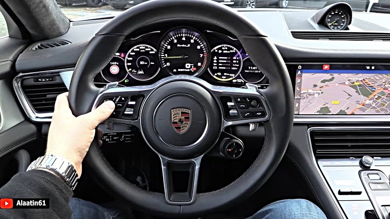 2020 Porsche Panamera Interior Youtube