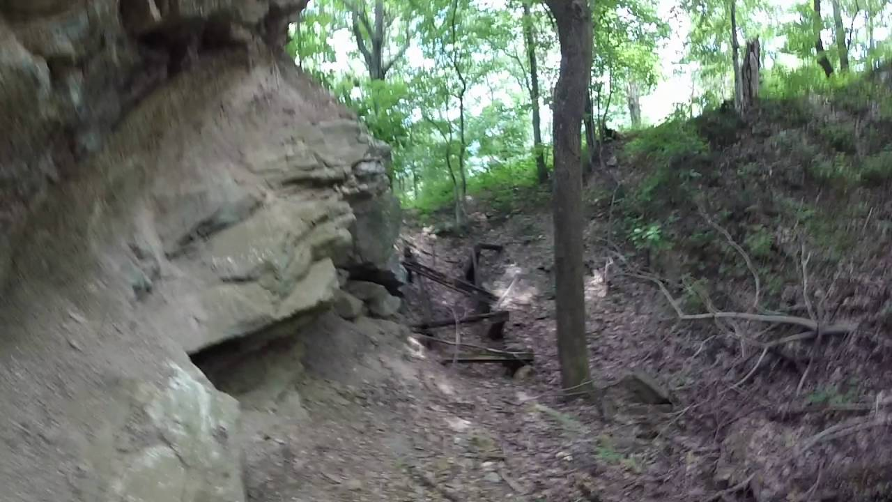Abandoned Mine in Fort Mountain State Park