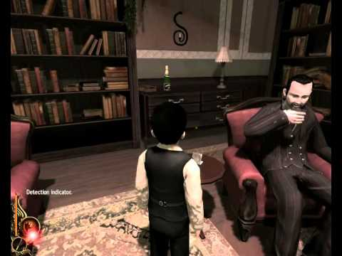 Lucius - Chapter 02: Smoking Kills (Gene) |