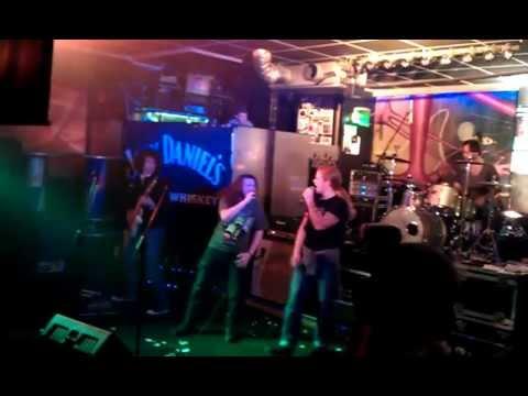 Karaoke Till Death 17.11.2012 Dreams Koblenz The Subways - Rock & Roll Queen