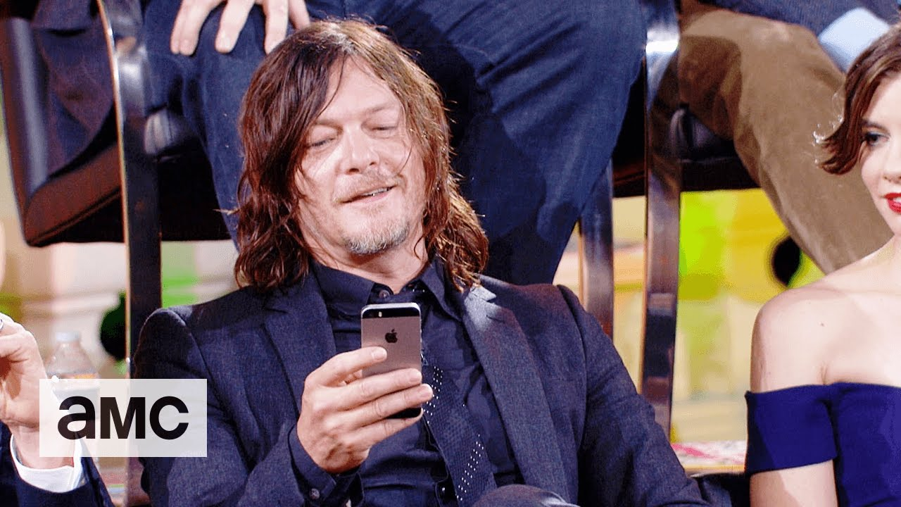 SPOILERS Talking Dead Norman Reedus Son Reviews Ep 701 Highlights