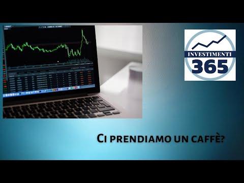 Investire in materie prime: trading con il Caffè!